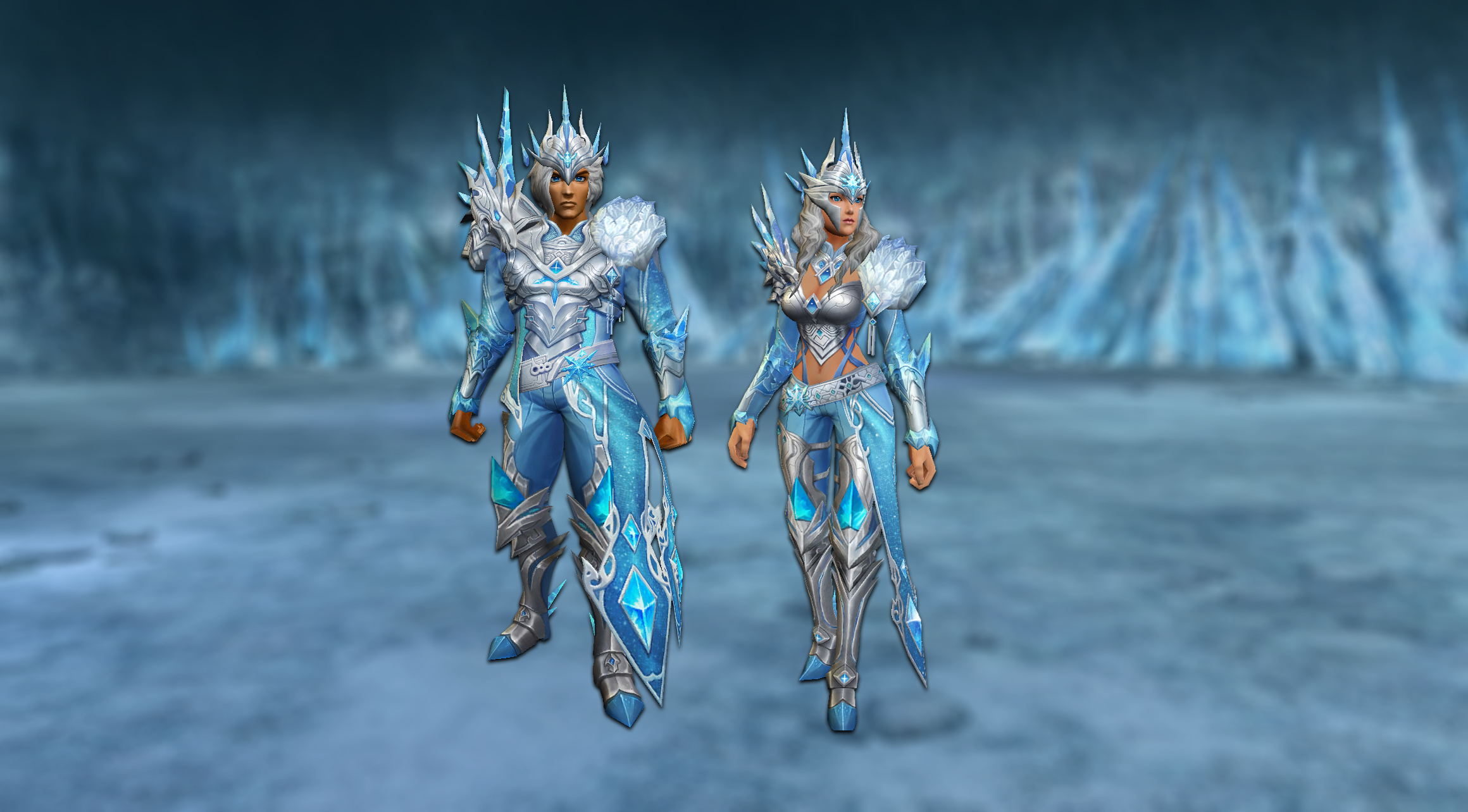You are currently viewing Costumes of frost dragon
