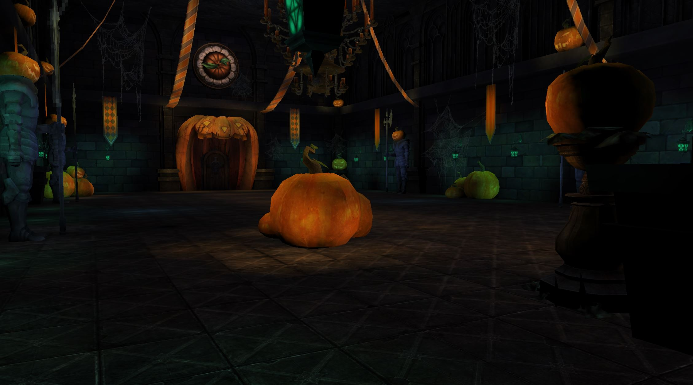 You are currently viewing [Halloween] Dungeon is coming!
