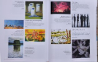 Artists are published in alphabetical order. My entry is on page 175.