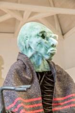Sculptures de Thomas Schütte:Efficiency men