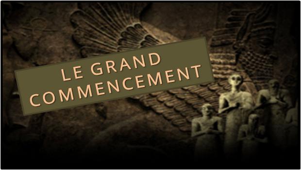 LE GRAND COMMENCEMENT