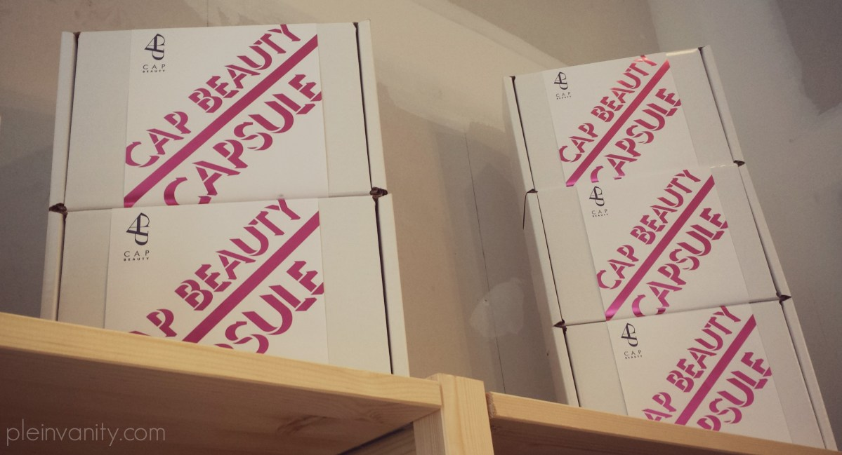 CAP Beauty: NYC's First Green Beauty Brick & Mortar Shop