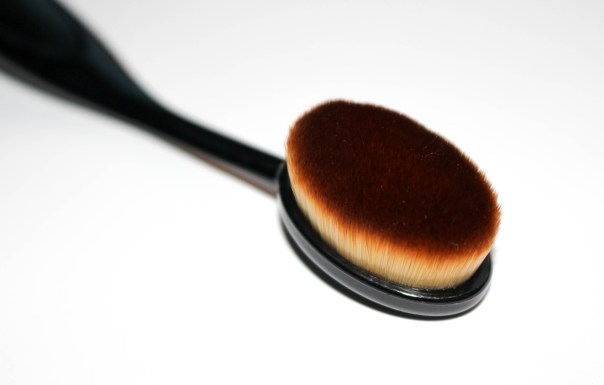 Sappho Organics Oval Foundation Brush