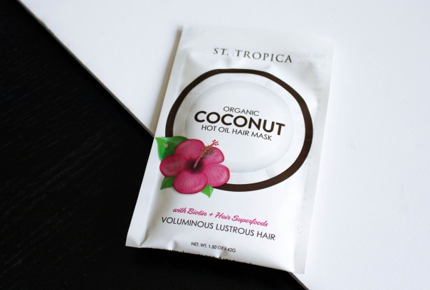 St Tropica Organic Coconut Hair Mask
