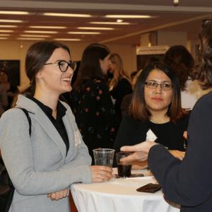 Women, Law, & Legal Advocacy Reception
