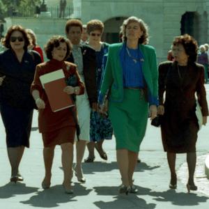 Washington, DC: Still a Tough Town for the Ladies