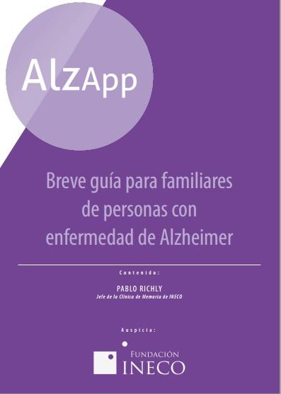 Guia para familiares con Enfermedad de Alzheimer Plena Identidad