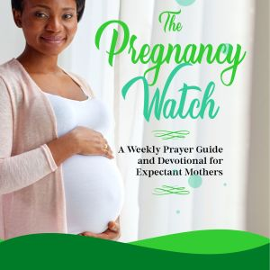 The Pregnancy Watch cover design