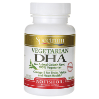 spectrum vegan dha supplement