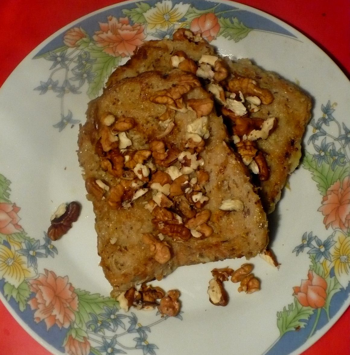 Vegan Banana French Toast Recipe Using Stale Bread