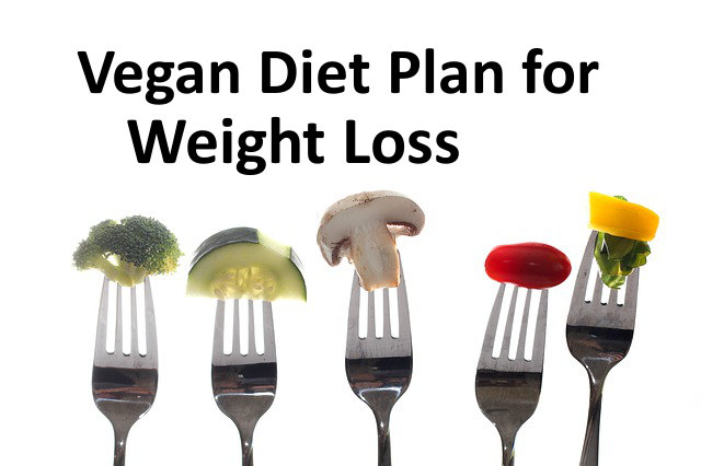Vegan Diet Plan For Weight Loss Plenteousveg