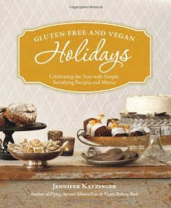 gluten free vegan holiday cookbook