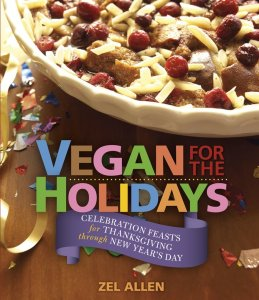 vegan for the holidays cookbook