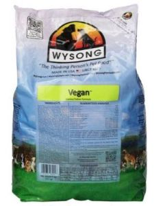 wysong vegan cat food
