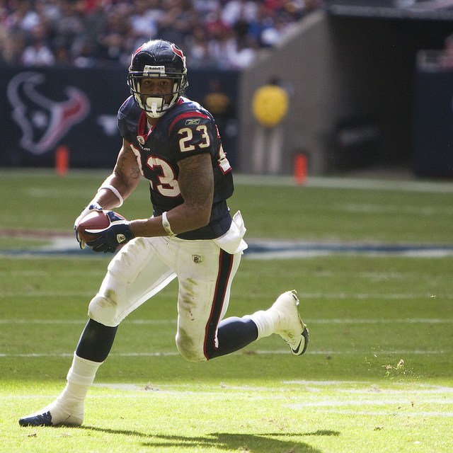 Arian Foster: Profile of a Veg NFL Star
