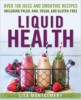 liquid health juicing book