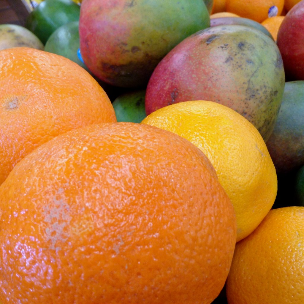Vegan Weight Loss Diet — Oranges and Mangoes