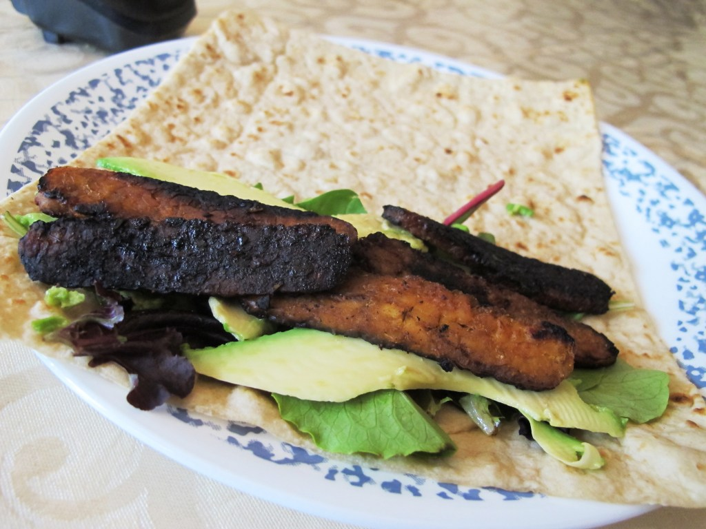 Vegan Bacon — Tempeh Bacon