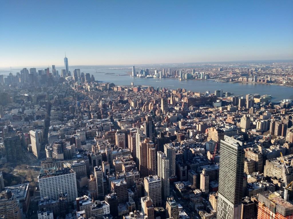 Top 10 Vegan Cities of 2016: New York City, New York