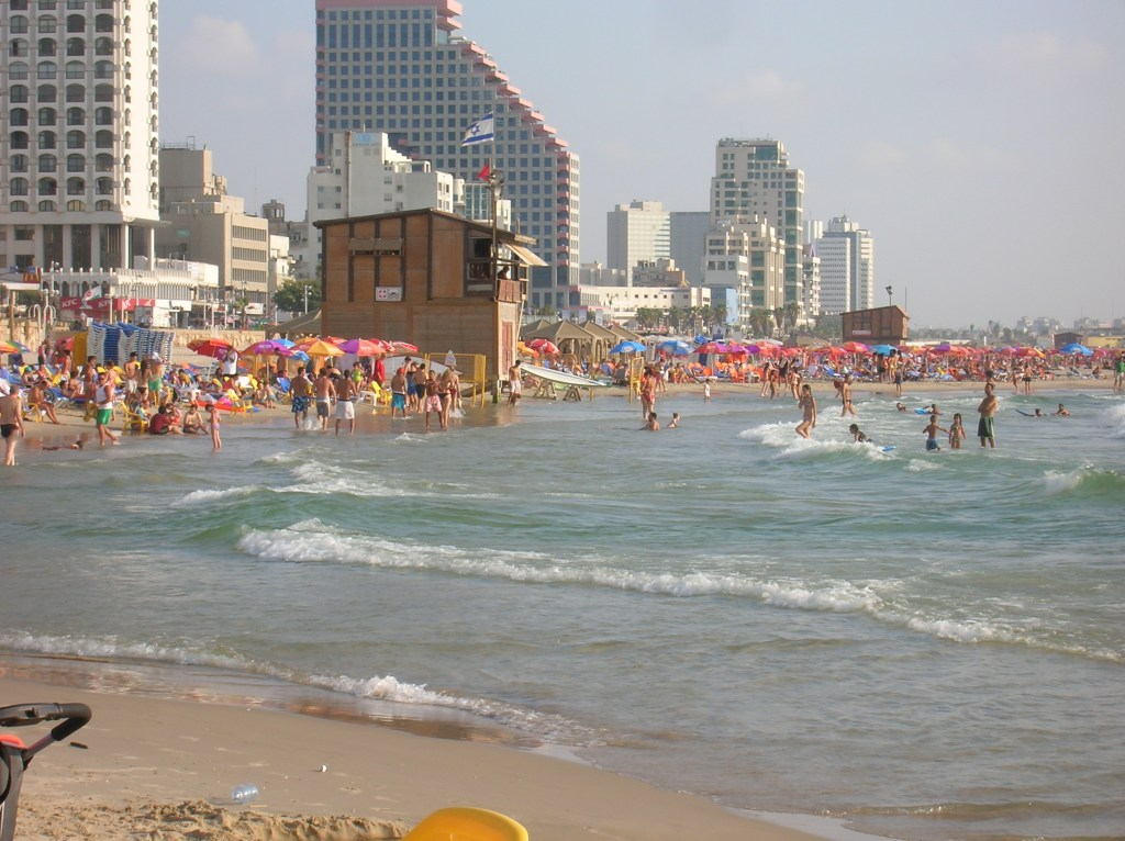 Top 10 Vegan Cities of 2016: Tel Aviv, Israel