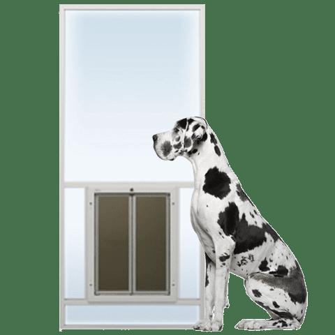 sliding glass dog doors glass series