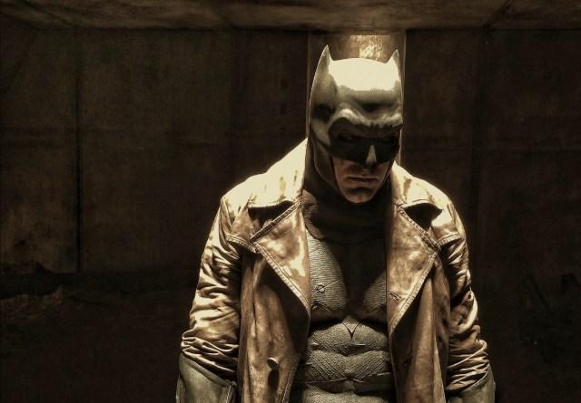 Ben Affleck como Batman en Batman v Superman: Dawn of Justice (2016). Imagen: Batman-News.com