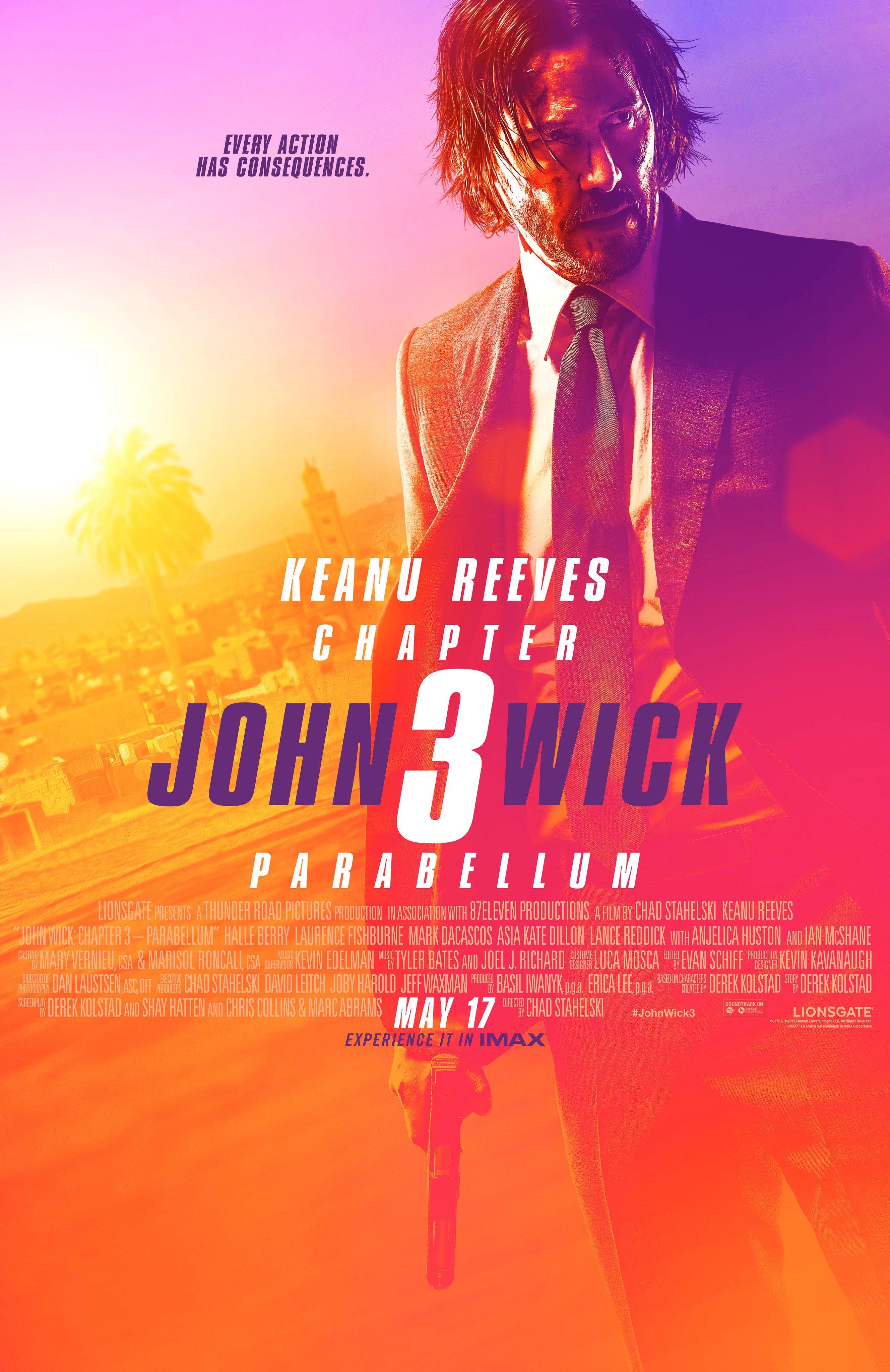John Wick 3 Deutschland