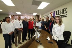 Enrique Acosta va por el PRI para gobernador