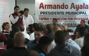 Autonomía presupuestaria a la DSPM, propone Ayala Robles