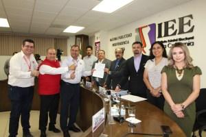 Por la alcaldía de Ensenada se registra Alfredo Maccise Sade, del PRI