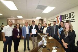 Armando Ayala el abanderado de MORENA-PT-PVEM-T por la alcaldía de Ensenada