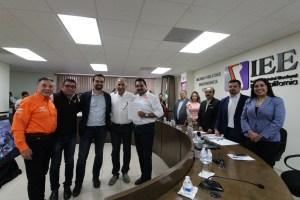 Gerardo Aguiñaga por MC, quiere ser alcalde de Mexicali