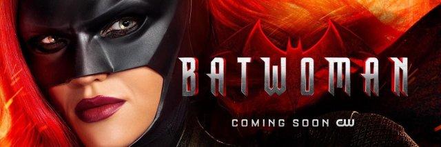 Arte promocional de Batwoman en The CW. Imagen: ComicBookMovie.com