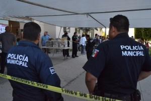 Desde las 7 a.m. habrá operativo de seguridad por las elecciones del domingo