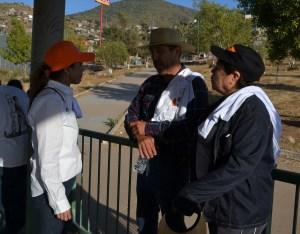 Panteones y zonas recreativas en delegaciones lo que anuncia Elvira Romero