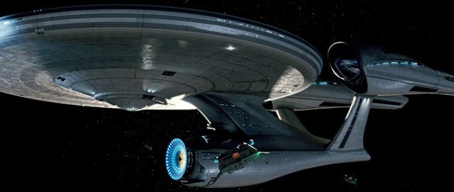 La USS Enterprise (NCC-1701) en Star Trek (2009). Imagen: memory-alpha.fandom.com