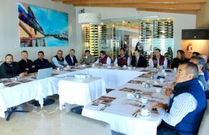 Concretar parques industriales al norte del municipio la propuesta de Ayala ante el COPREEN