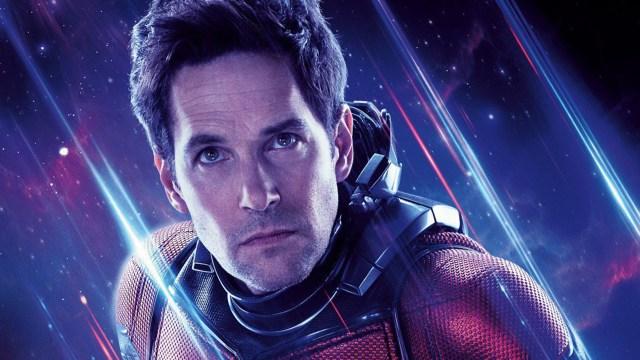 Paul Rudd como Scott Lang/Ant-Man en Avengers: Endgame (2019). Imagen: fanart.tv