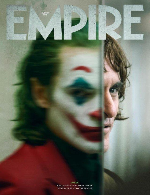 Portada para subscriptores de Empire (agosto de 2019). Imagen: Empire Magazine Twitter (@empiremagazine).