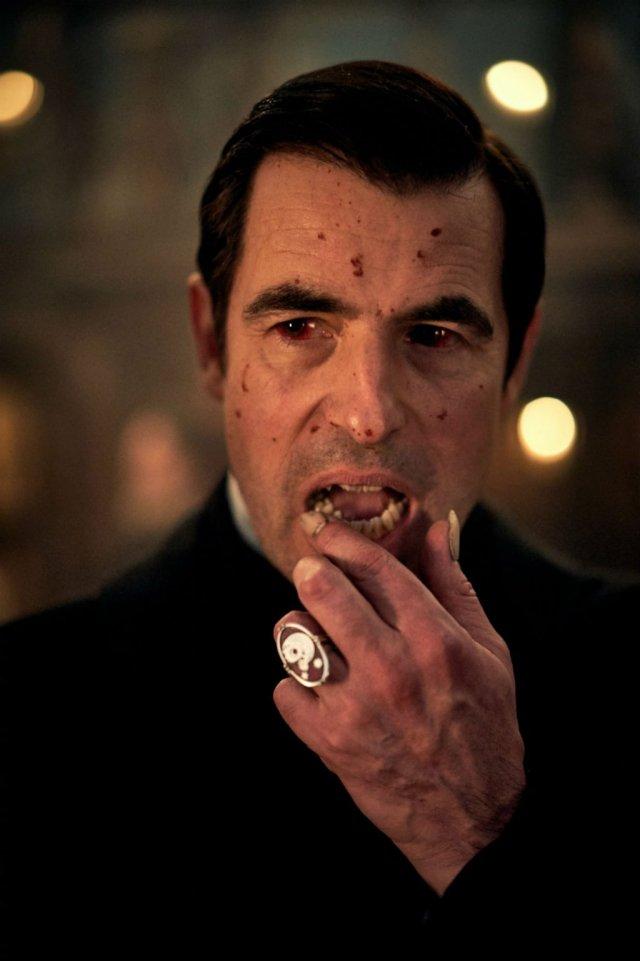 Claes Bang es el protagonista de la serie Dracula. Imagen: BBC/Netflix
