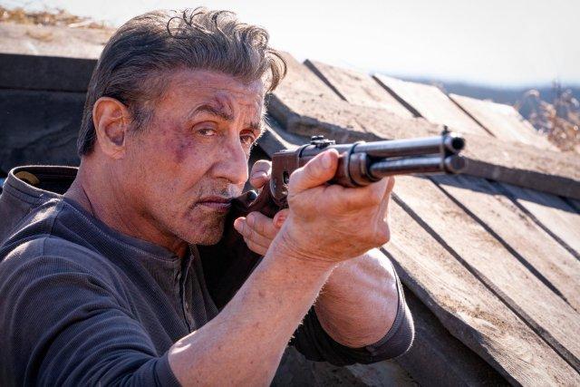 John Rambo (Sylvester Stallone) en Rambo: Last Blood (2019). Imagen: Rambo: Last Blood Twitter (@RamboMovie).