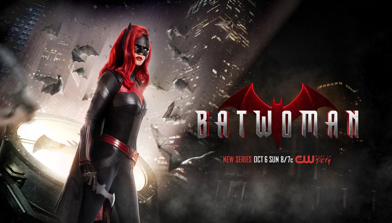 Póster de Batwoman, estrena el domingo 6 de octubre en The CW. Imagen: impawards.com