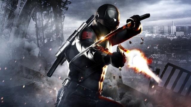 Snake Eyes (Ray Park) en G.I. Joe: The Rise of Cobra (2009). Imagen: fanart.tv