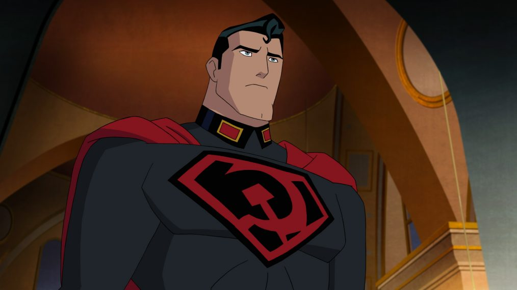 Superman: Red Son (2020) fue anunciada en San Diego Comic-Con 2019. Imagen: TV Insider