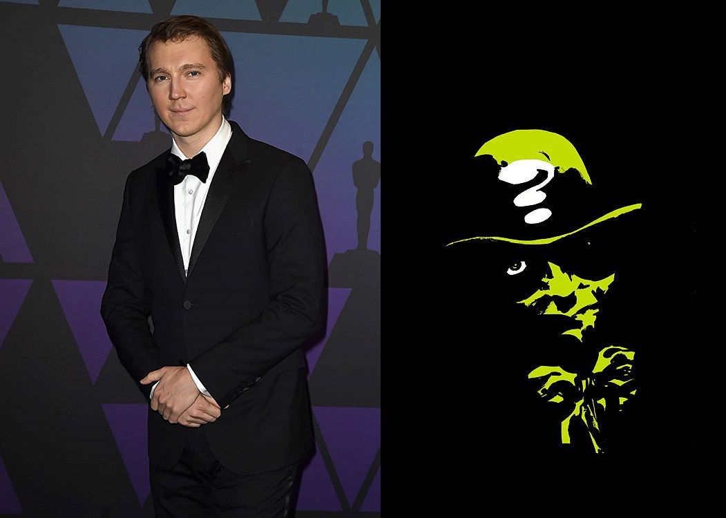 Paul Dano interpretará The Riddler/Edward Nygma (o Edward Nashton) en The Batman (2021). Imagen: Kevin Winter Getty Images/dc.fandom.com