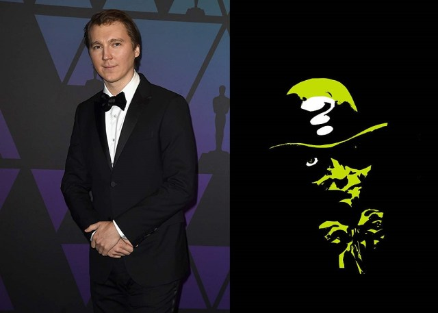 Paul Dano interpretará The Riddler/Edward Nygma (o Edward Nashton) en The Batman (2021). Imagen: Kevin Winter Getty Images/dc.fandom.com