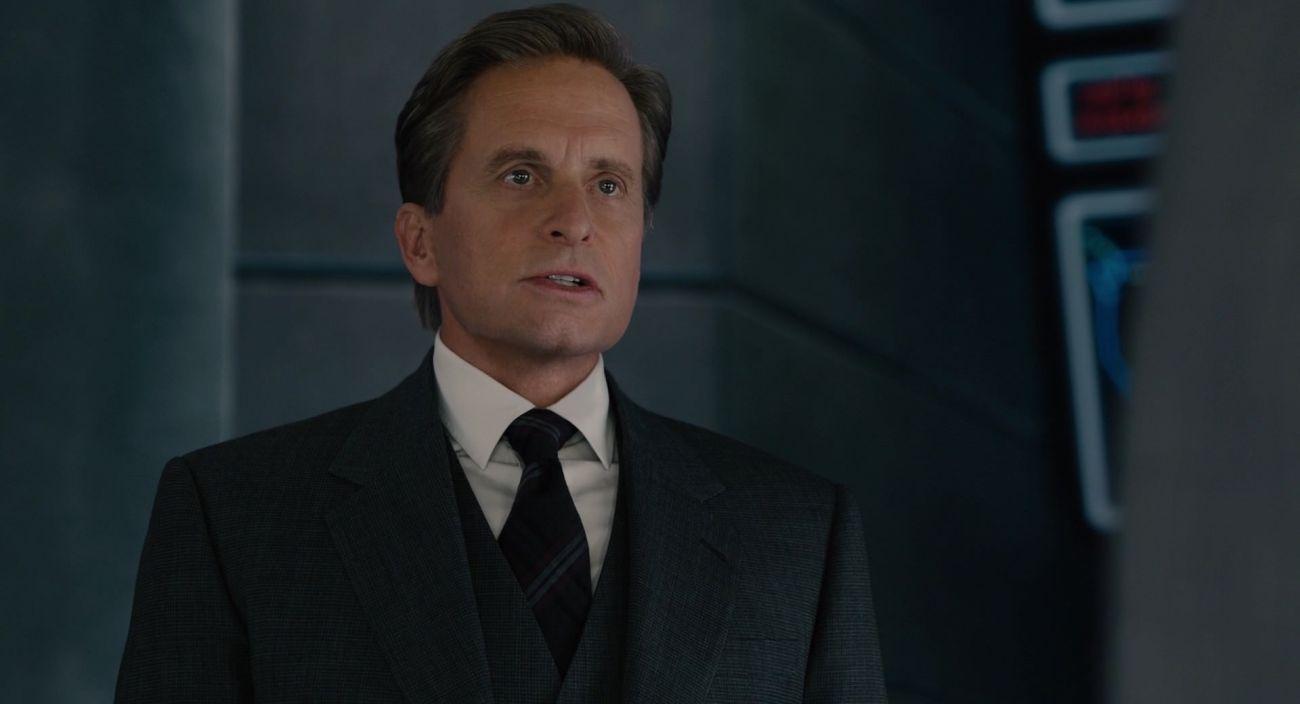 El Dr. Hank Pym (Michael Douglas) renunció a la organización S.H.I.E.L.D. en 1989. Imagen: marvelcinematicuniverse.fandom.com