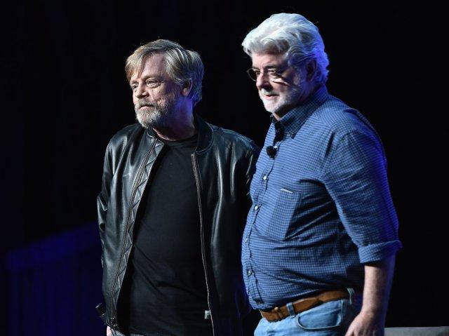 George Lucas no pudo adquirir los derechos fílmicos de Flash Gordon y decidió hacer su propia ópera espacial. Imagen: Mark Hamill Twitter (@HamillHimself).