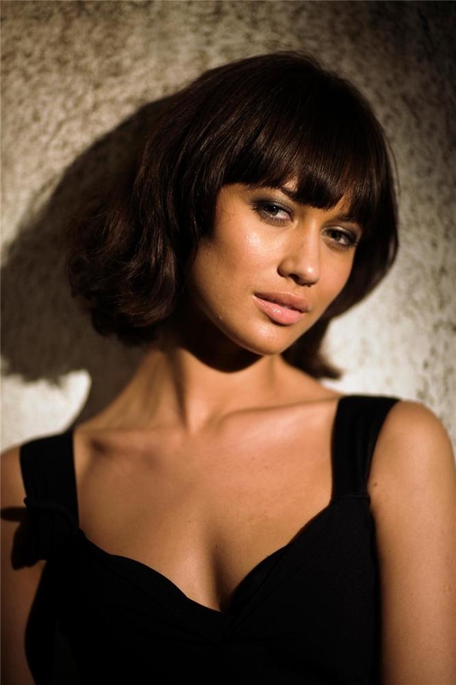 Camille Montes (Olga Kurylenko) en Quantum of Solace (2008). Imagen: jamesbond.fandom.com