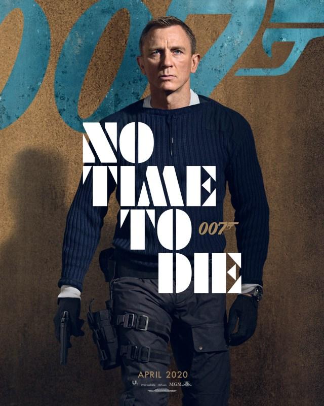 El soundtrack de No Time to Die (2020) fue compuesto por Hans Zimmer. Imagen: James Bond Twitter (@007).